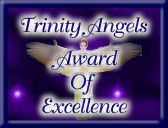 Trinity Angel Award of Excellence